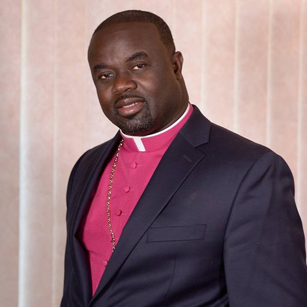 Rev. Ebenezer Dei
